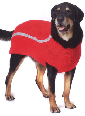Nightwalker Sport Dog Coat Pattern