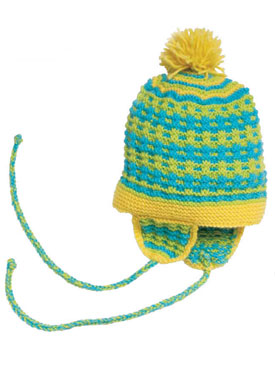 Rib-It Hat Pattern