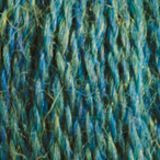 Tide Pool Heather in Alpaca Cloud Lace Yarn