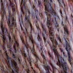Iris Heather in Alpaca Cloud Lace Yarn