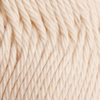 Cream in Shine Sport Yarn