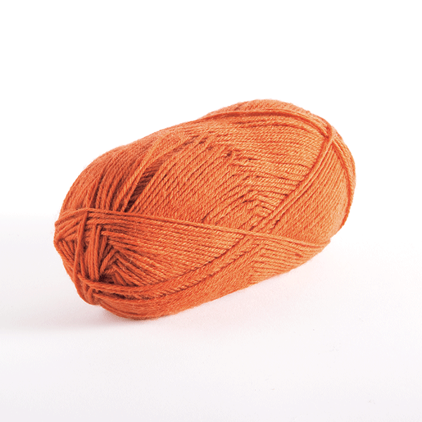 Pumpkin in Stroll Sock Yarn
