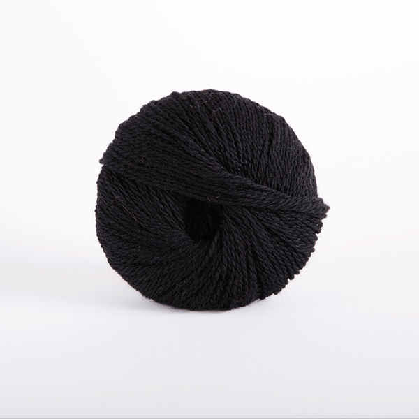 Black in Palette Yarn