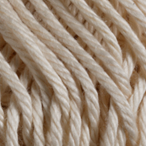 Cream in Shine Worsted Yarn
