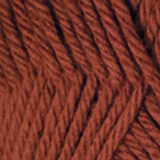 Copper in Swish Worsted Yarn