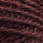 Merlot Heather in Palette Yarn