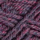 Claret Heather in Wool of the Andes Worsted Yarn