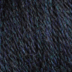 Midnight Heather in Shadow Lace Yarn