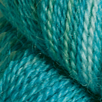 Shallows in Shimmer Hand Dyed Lace Yarn