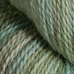 Eucalyptus in Shimmer Hand Dyed Lace Yarn