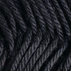 Black in Shine Sport Yarn