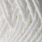 White in Shine Sport Yarn