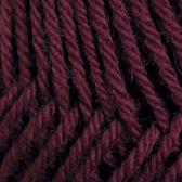 Currant in Wool of the Andes Worsted Yarn