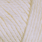 White in Comfy Fingering Yarn