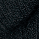 Black in Gloss Lace Yarn