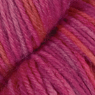 Summer Blooms in Stroll Tonal Sock Yarn