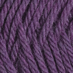 Amethyst Heather in Swish Worsted Yarn