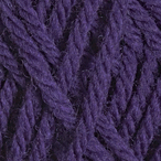 Eggplant in Swish Worsted Yarn