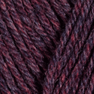 Claret Heather in Wool of the Andes Sport Yarn