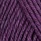Amethyst Heather in Wool of the Andes Sport Yarn