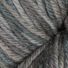 Thunderhead in Swish Tonal Yarn