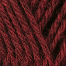 Garnet Heather in Wool of the Andes Worsted Yarn