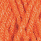 Orange in Brava Worsted Yarn