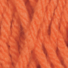 Orange in Brava Bulky Yarn