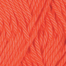 Grapefruit in Shine Sport Yarn