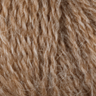 Latte Heather in Alpaca Cloud Lace Yarn