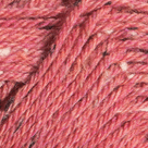 Papaya Heather in Wool of the Andes Tweed Yarn