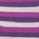 Foxglove in Felici Fingering Self Striping Sock Yarn