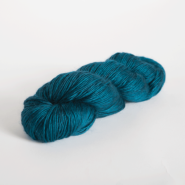 Azurite in Diadem Fingering Yarn