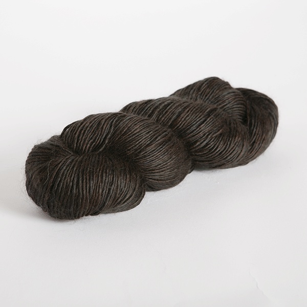 Smoky Quartz in Diadem Fingering Yarn