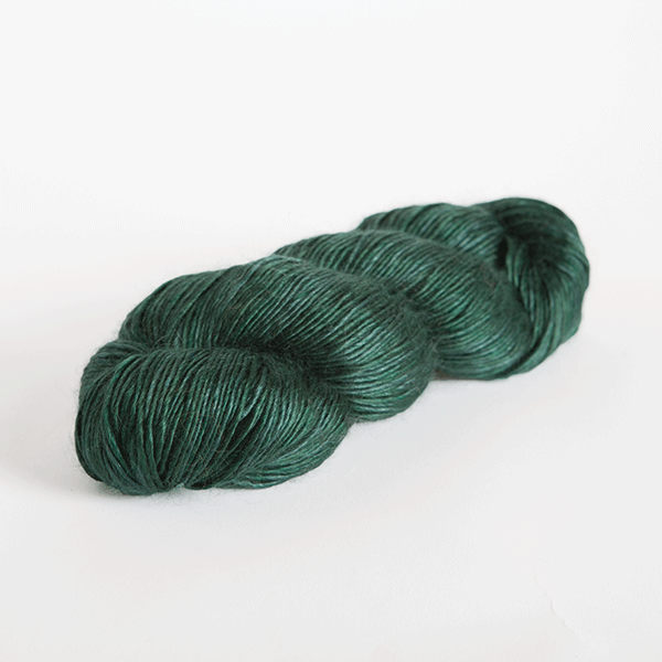Emerald in Diadem Fingering Yarn
