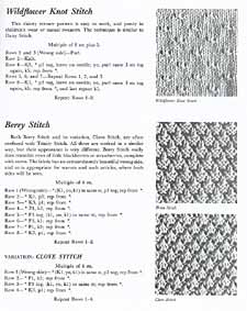 A Second Treasury Of Knitting Patterns : A Second Treasury of Knitting Patterns from KnitPicks.com Knitting by Barbara...
