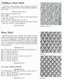 A Second Treasury of Knitting Patterns from KnitPicks.com Knitting by Barbara...