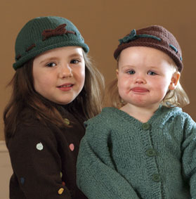 Children's Cotton Hats Pattern
