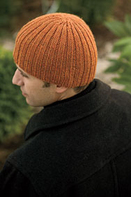 Ribbed Cap Pattern