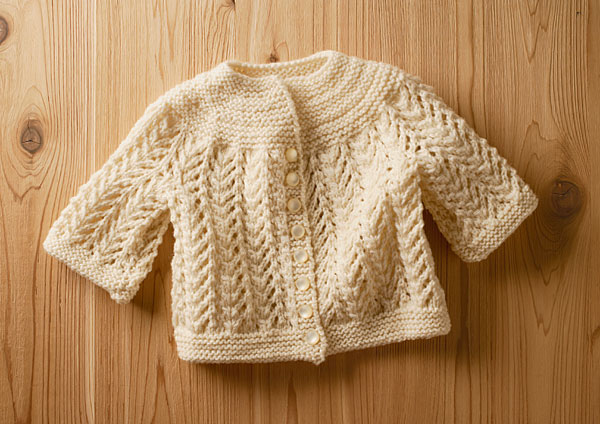 Best Baby Sweater Pattern