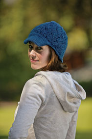 Alisha Crush Hat Pattern