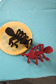 Ant Toy Pattern