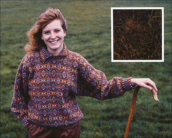 Alice Starmore's Book of Fair Isle Knitting from KnitPicks.com ...