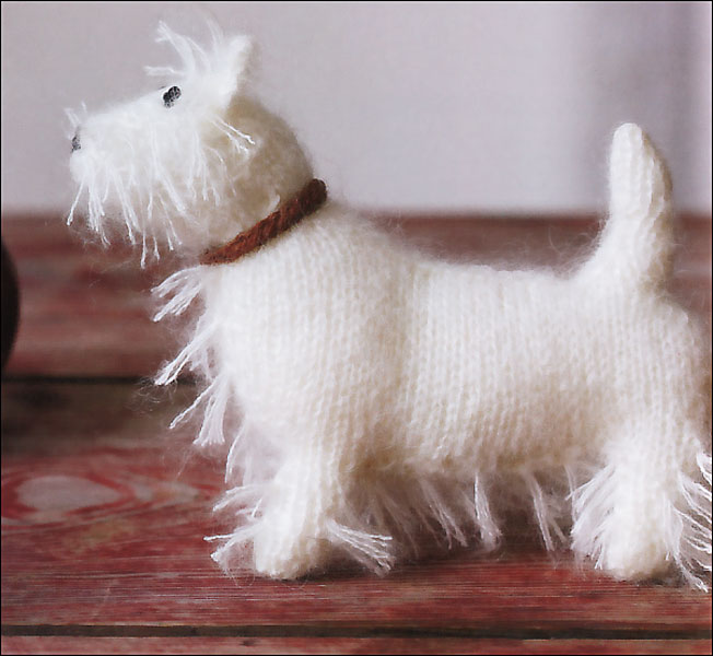 Knitting Patterns For Dogs Book : Knit Your Own Dog from KnitPicks.com Knitting by Sally Muir & Joanna Osbo...