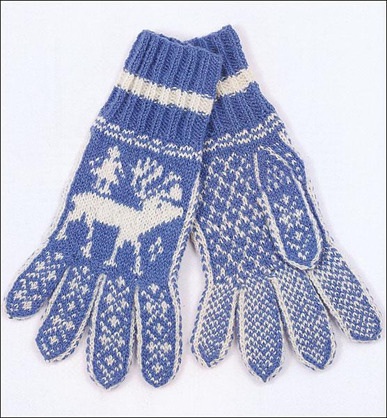 Knitting Pattern For Norwegian Mittens : Norwegian Mittens and Gloves from KnitPicks.com Knitting by Annemor Sundbo