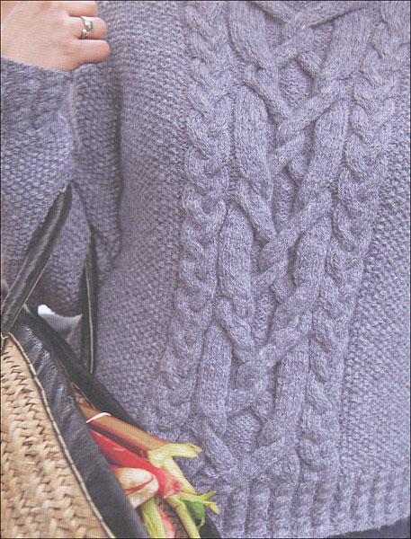 Martin Storey Knitting Patterns : Aran Knits from KnitPicks.com Knitting by Martin Storey