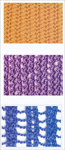 Knitting Stitches Visual Encyclopedia from KnitPicks.com Knitting by Sharon T...