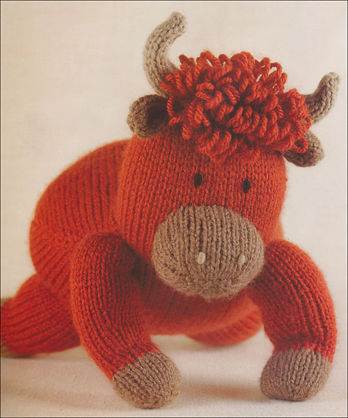 Knitting Animals Book : Knitted farm animals from knitpicks knitting by sarah keen