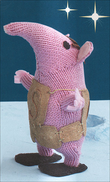 Knitting Pattern For Clangers : Clangers from KnitPicks.com Knitting by Peter Firmin On Sale
