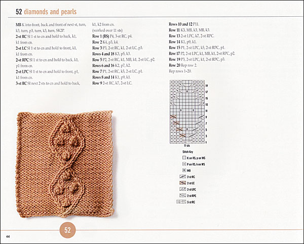 Vogue Knitting Stitches Library : Vogue Knitting Stitchionary, Volume 2: Cables (Softcover) from KnitPicks.com ...